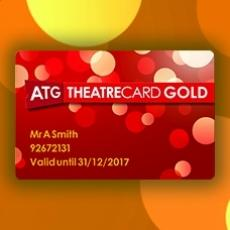 Win an ATG Theatre Card Gold
