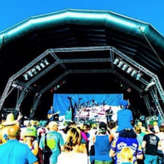 Win Two Weekend Tickets + Camping!