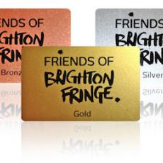 Win a Platinum Friend of the Fringe Membership