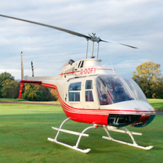 Win a Historic City Sightseeing Helicopter Tour!