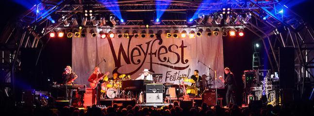 Win a Pair of Weekend Tickets to Weyfest 2017!