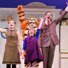Win a Family Ticket to The Tiger Who Came to Tea!