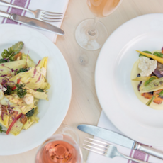 Win Dinner for Two and Entry to an Exhibition!