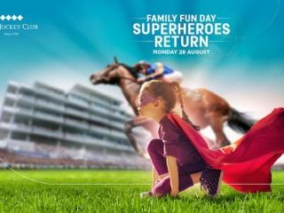 Win a Family Day Out to Superheroes Return Family Fun Day!