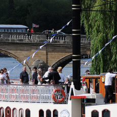 Win a River Cruise with Gin & Fizz for Two!