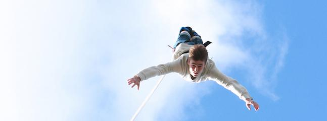 Win a Bungee Jump for One!