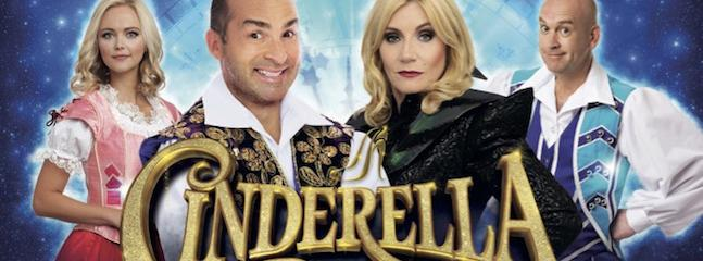 Win a Family Ticket to Cinderella!