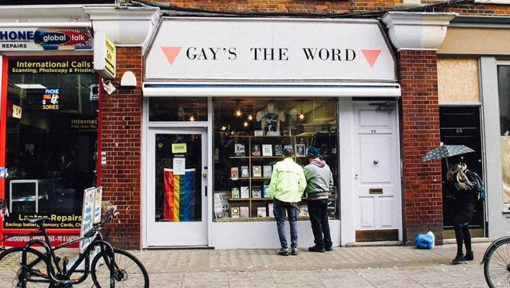 LGBT History Month: Spotlight on Gay's the Word— CultureCalling.com