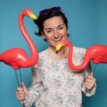 An Interview with 'Little Misfit' Zoe Lyons