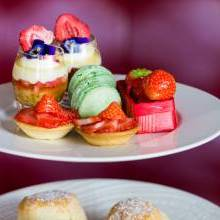 Win afternoon tea for two at ABode in Manchester!