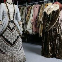 Win a 'Behind the Seams' tour for two of BAFTA award winning Angel's Costumes