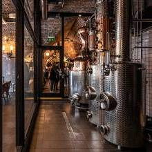 Win a Gin Distillery Tour and Tasting Session