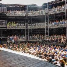 Win tickets to see Richard III at the pop up Shakespeare's Rose Theatre at Blenheim Palace!