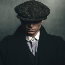 Win two tickets to immersive experience CROOKS 1926