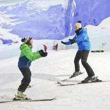 Manchester's Chill Factore Gets a 'Lift Up'