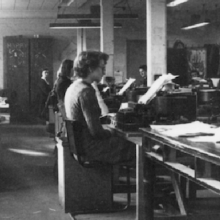 An Interview with Bletchley Park's Oral Historian