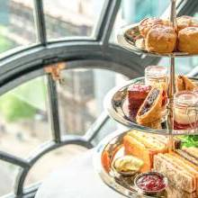 Win afternoon tea for two at the Gotham Hotel, Manchester