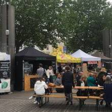 Top Picks: Street Food Markets in Bristol