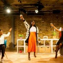 Hoard at The Arcola Theatre, Dalston