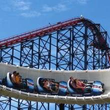 Top 5 UK Theme Parks
