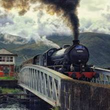Top 5 Railway Trips in the UK