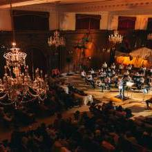 Win a pair of tickets to The Little Orchestra at Porchester Hall!