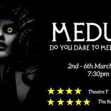 Win two tickets to Medusa at The Cockpit