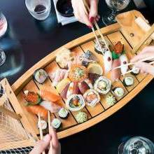Where to Eat: Sushi in Brighton