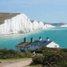 Visit the Seven Sisters Country Park for an Easter walk!