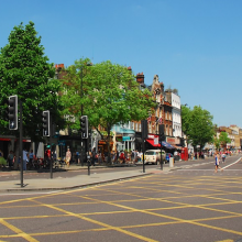 A Guide to Upper Street, Islington
