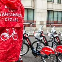 Top five: Santander Cycle Hire Bike Routes