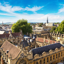 Top 5 Viewpoints in Oxford