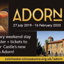 Win a Trip for Two to Colchester Castle and Luxury Overnight Stay