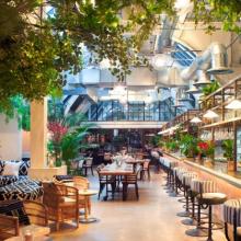 Where to Eat: London's Prettiest Restaurants