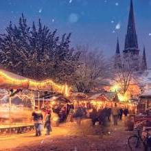 Our 5 Favourite Christmas Markets