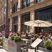 Alfresco Dining Spots to Enjoy in Manchester