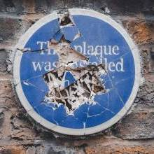 Blue Plaque Hunting: The Best Unusual Blue Plaques to Visit in London
