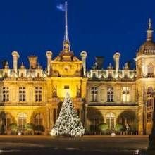 Discover Buckinghamshire: Christmas at Waddesdon Manor