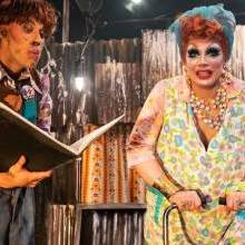 REVIEW: Escape From Planet Trash at the Pleasance