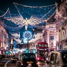 Five Quirky Christmas Light Displays in London 2019