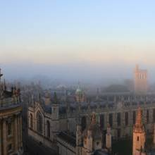 Oxford on a Budget