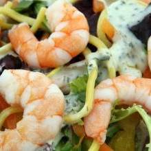 Fast but healthy lunch options in Central London and the City