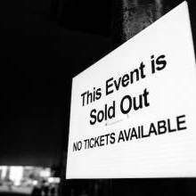How to Get Tickets to Sold Out Events