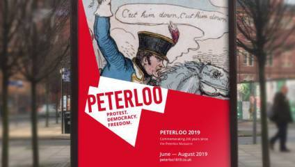 As part of a nationwide effort to commemorate The Peterloo Massacre Manchester Histories launches a major summer-long programme of over 150 exhibitions, performances, events, screenings, workshops and talks.