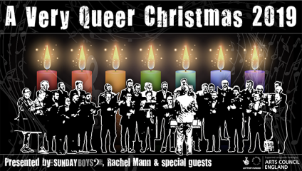 A Very Queer Christmas 2019 at St Nicholas Church, Manchester
