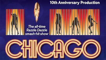 CHICAGO an MYT Productions at Waterside Greater Manchester