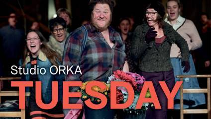 Studio Orka: Tuesday at Saint Augustine's Church, Manchester