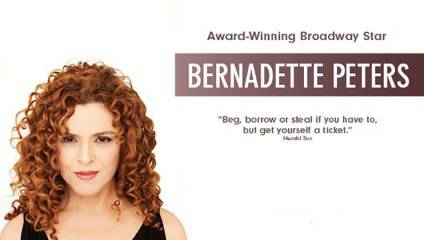 The three-time Tony Award winning Broadway star Bernadette Peters returns to the region next month to make her Lowry debut as part of a short UK tour.