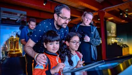 February Half Term at the Science and Industry Museum, Manchester