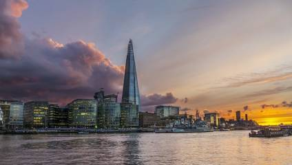 Happy London Press - The Shard
